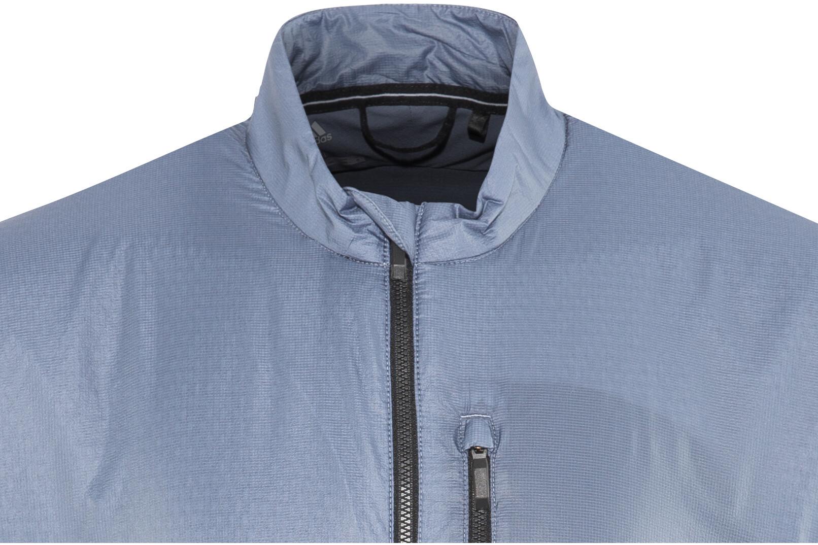 adidas TERREX Agravic Alpha Shield Jacket Men raw steel günstig ... 4c536191db
